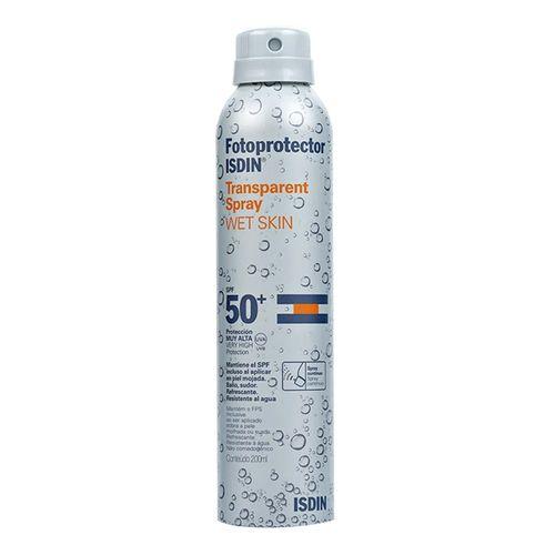 Isdin Wet Skin Fps 50 Spray 200ml