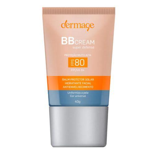 BB Cream Dermage FPS80 Cor Universal 40g