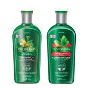 Kit-Phytoervas-Shampoo-Controle-De-Oleosidade-250ml---Condicionador-Fortalecimento-Total-250ml--Drogaria-SP-935128074