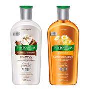 Kit-Phytoervas-Shampoo-Hidratacao-Intensa-Coco-e-Algodao-250ml---Condicionador-Iluminador-250ml-Drogaria-SP-935128076