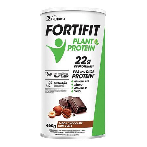 Suplemento-Alimentar-Fortifit-Plant-Protein-Sabor-Chocolate-com-Avela-460g-Drogaria-SP-722600-1