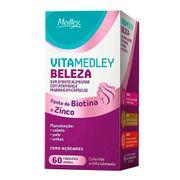 Suplemento-Alimentar-VitaMedley-Beleza-60-Capsulas-Drogaria-SP-724955