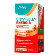 Suplemento-Alimentar-VitaMedley-Energia-60-Capsulas-Drogaria-SP-724963