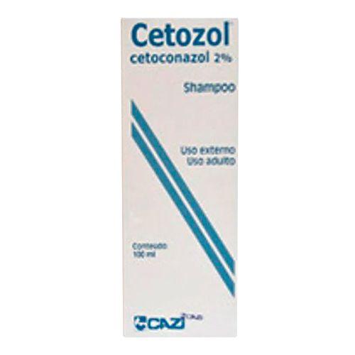 Shampoo Cetozol 2% 100ml