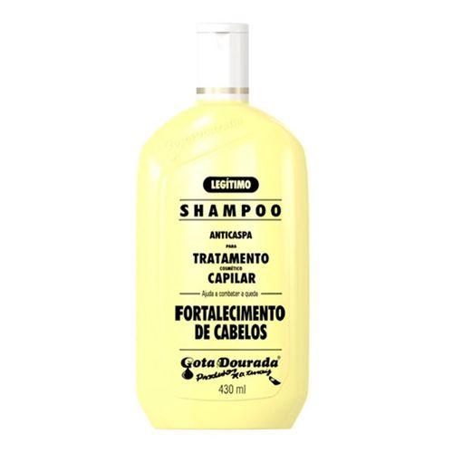Shampoo Gota Dourada Anticaspa 430ml
