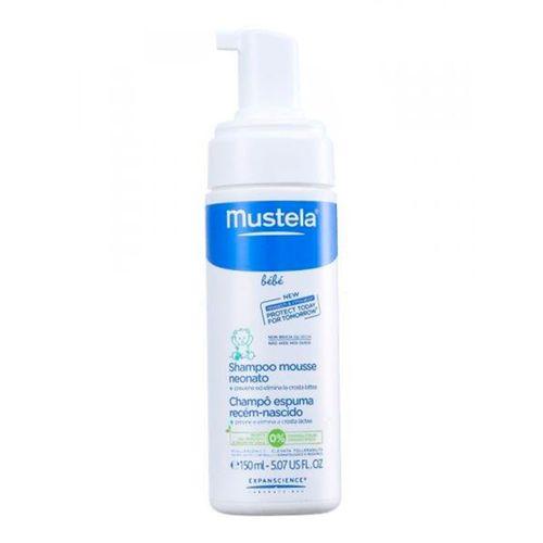 Shampoo Mustela Espuma Recém-Nascido 150ml