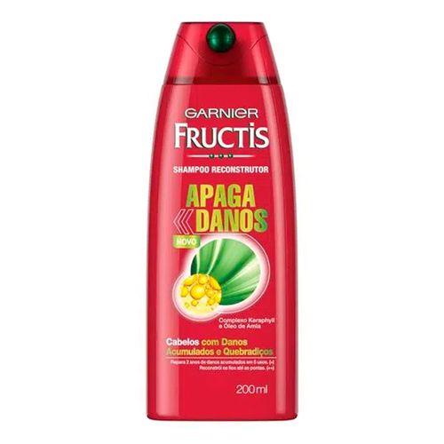 Shampoo Garnier Fructis Apaga Danos 200ml