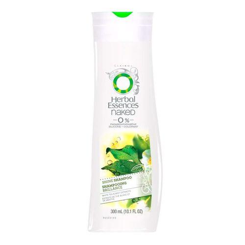 Shampoo Herbal Essences Naked Shine 300ml