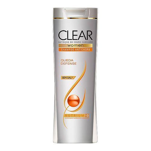 Shampoo Clear Queda Defense 400ml