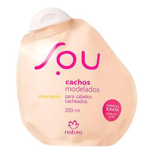 Shampoo Natura Sou Cachos Modelados 200ml