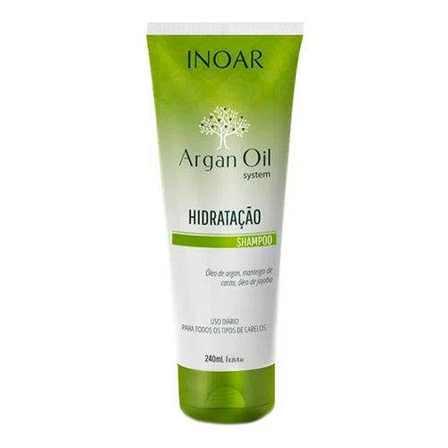Shampoo Inoar Argan Oil 240ml