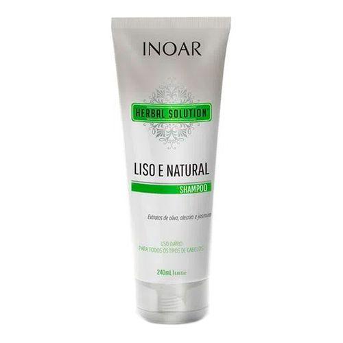 Shampoo Inoar Herbal Solution 240ml