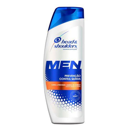 Shampoo De Cuidados Com A Raíz Head & Shoulders Men Prevenção Contra Queda 200ml