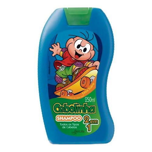 Cebolinha Shampoo 2 em 1 250ml
