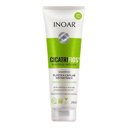 Shampoo Inoar Cicatrifios 240ml