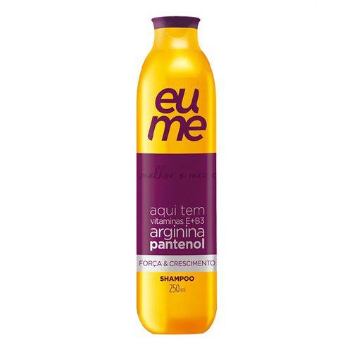 Shampoo Eume Força E Crescimento 250ml
