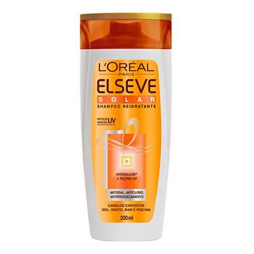 Shampoo Elseve Solar 200ml