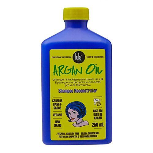 Shampoo Lola Cosmetics Argan Oil 250ml