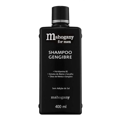 Shampoo Mahogany for Men 400ml