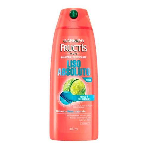 Shampoo Fructis Liso Absoluto 400ml