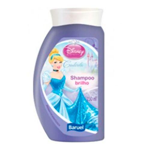 Shampoo Disney Cinderela 230ml