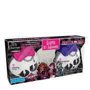 Kit Monster High 3D Suave Shampoo 250ml + Condicionador 250ml Grátis Sabonete 80g