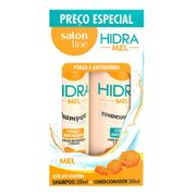 Kit Salon Line Hidra Mel Shampoo 300ml+ Condicionador 300ml
