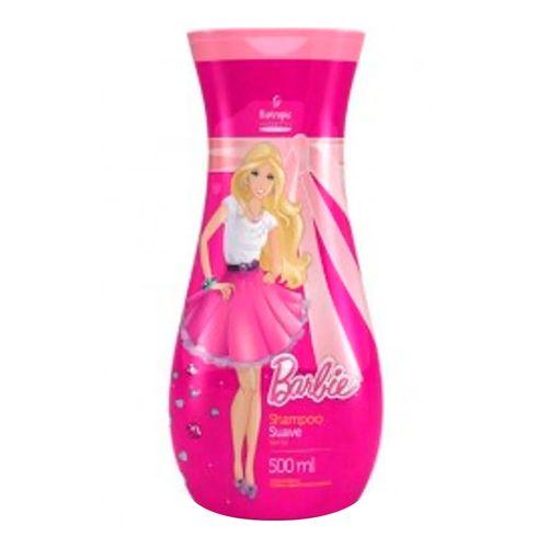 Shampoo Barbie Biotropic Suave Infantil 500ml