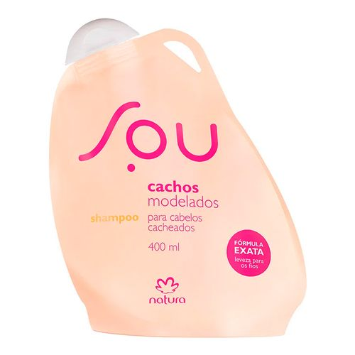 Shampoo Natura Sou Cachos Modelados 400ml