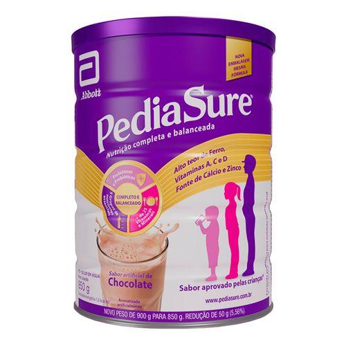 727644---Complemento-Nutricional-Infantil-Pediasure-Chocolate-850g