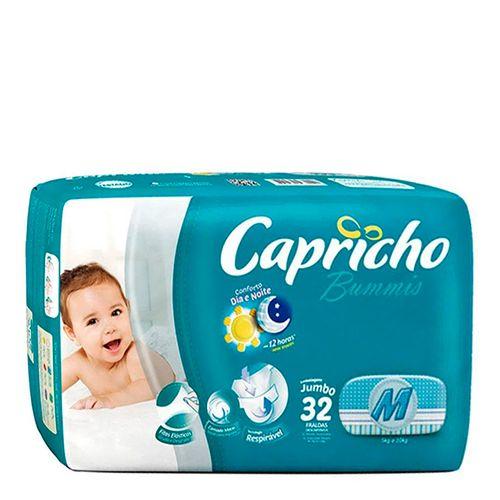 667510---fralda-capricho-bummis-jumbo-m-32-unidades