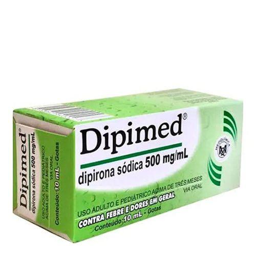 Dipimed Gotas 500mg/ml Medquímica 10ml