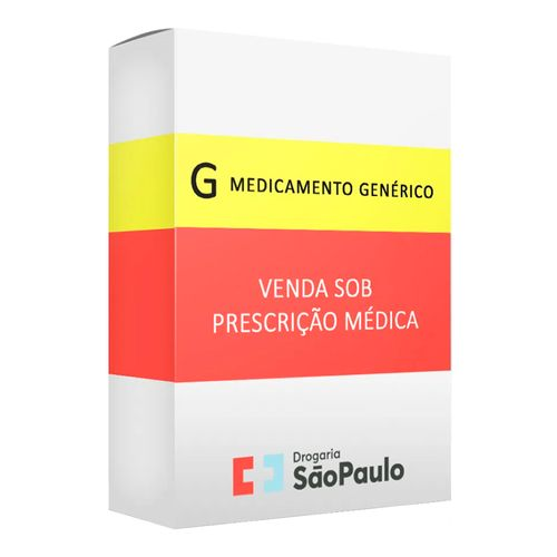 Cloridrato De Ondansetrona 4mg Genérico Blau 10 Comprimidos