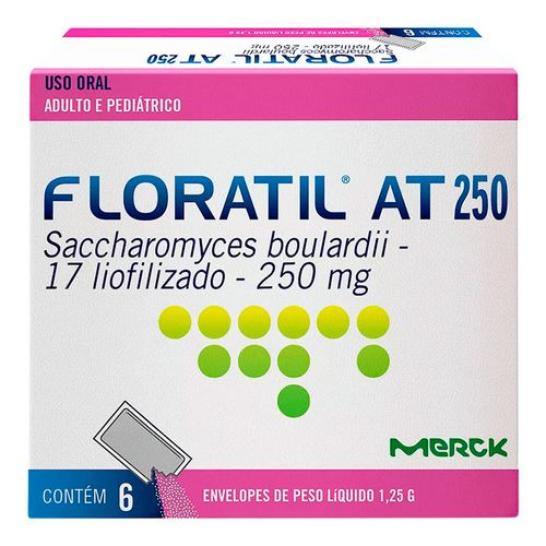 Floratil-At-250mg-Natulab-6-Saches