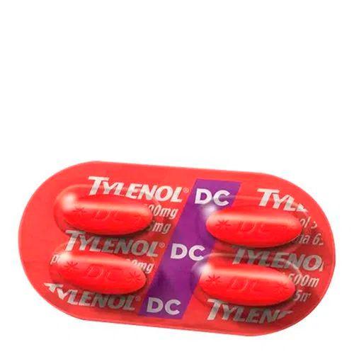 Analgesico-Tylenol-500mg-Johnson-4-Capsulas