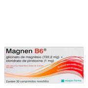 Magnen B6 Marjan 30 Comprimidos Revestidos