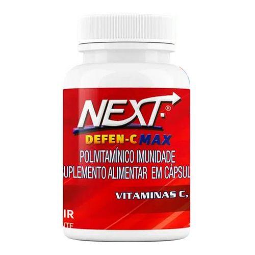 Polivitamínico Next Defen-C Max 30 Cápsulas
