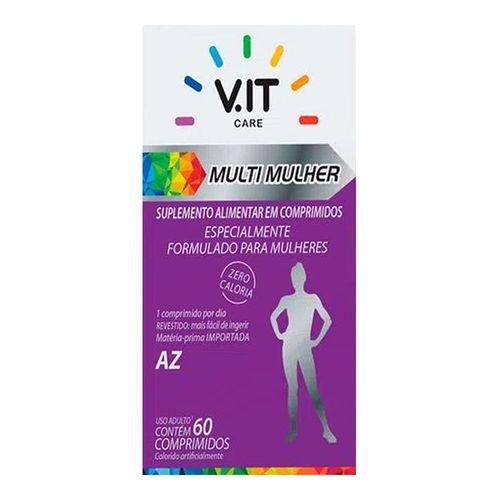 V.IT CARE Multi Mulher 60 Comprimidos