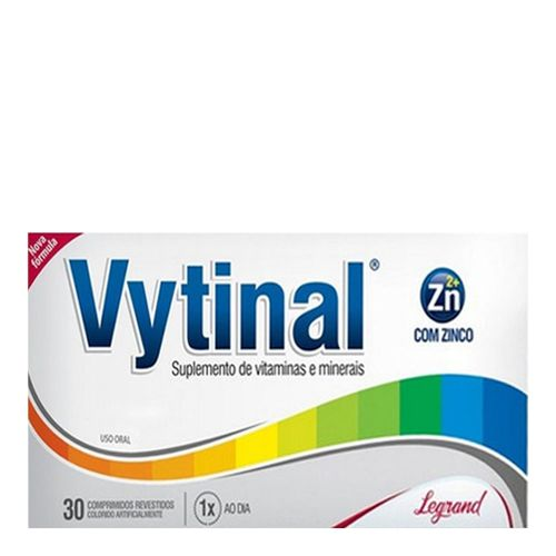 Vytinal Legrand 30 Comprimidos Revestidos