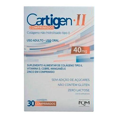 687723---colageno-cartigen-ii-40mg-30-comprimidos