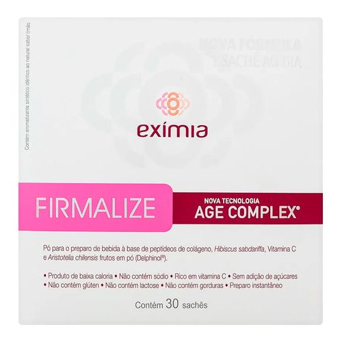 Exímia Firmalize Age Complex Farmoquímica 13g 30 Sachês