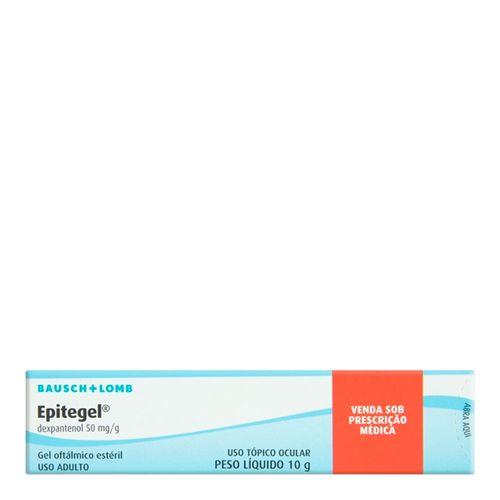 Gel Oftálmico Epitegel 50mg Bl. Indústria Ótica 10g