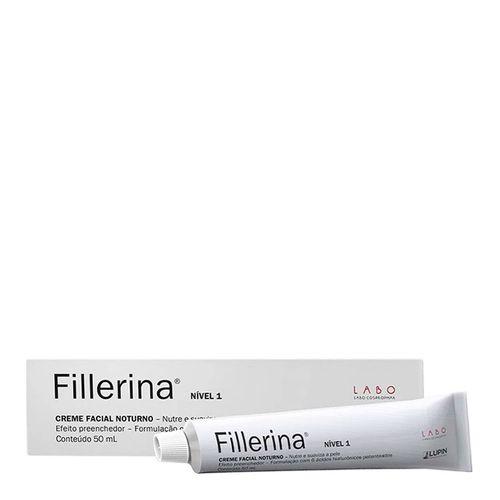 Creme-Facial-Anti-Idade-Fillerina-Nivel-1-Noturno-50ml