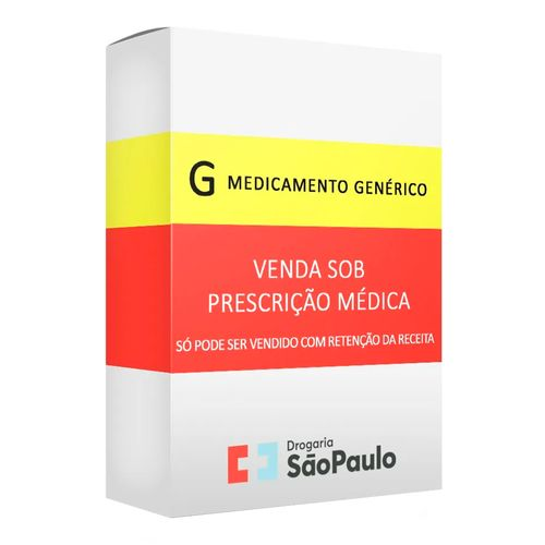 Cloridrato de Fluoxetina 20mg Genérico Teuto 30 Cápsulas