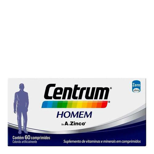 Multivitaminico-Centrum-De-A-a-Zinco-Homem-60-Comprimidos
