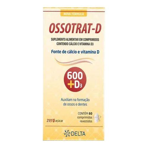 Suplemento Vitamínico Ossotrat-D 60 Comprimidos